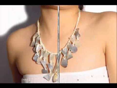 Natural Handmade Necklaces Fashion Jewelry Philippines