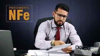 Aprenda como preencher a NFe (DANFE)