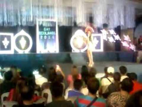 Miss Gay Bicolandia 2016