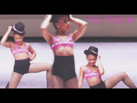 "Nia Frazier | ""All The Right Moves"""