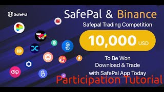 SafePal Wallet & Binance Trade Competition Participation Tutorial