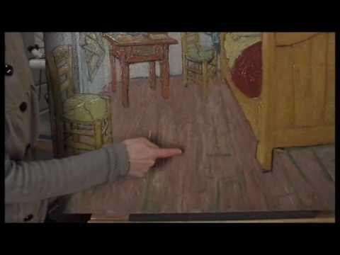 Research in progress: Discoloration of Van Gogh's 'Bedroom'