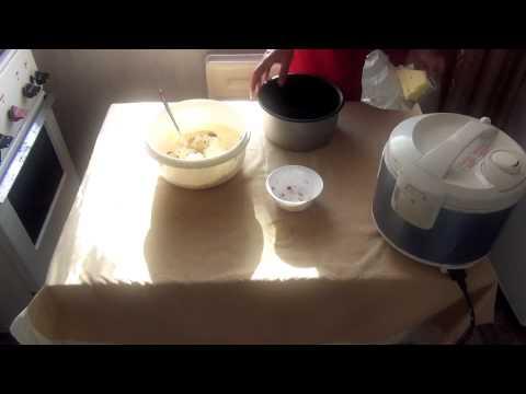 Творожная запеканка мультиварка видео рецепт UcookVideo.ru