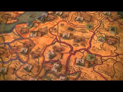 Warriors & Traders - 1