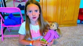 Babytard's American Girl Doll Haul!