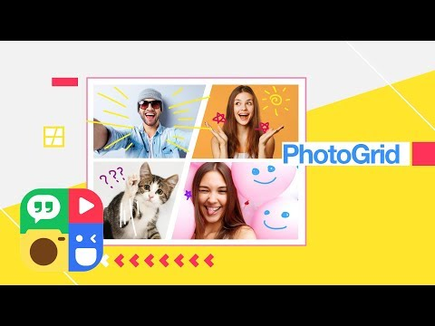PhotoGrid - All-in-1 Photo Editor