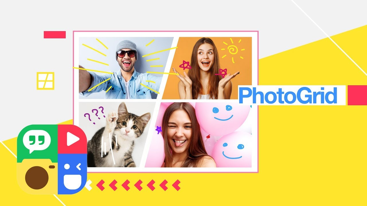 PhotoGrid - All-in-1 Photo Editor - YouTube