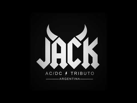JACK tributo a AC/DC - Tribus Bar Santa Fe 2017