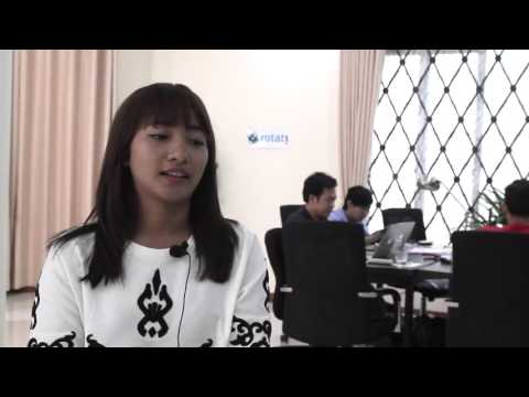 Faces of IT Cambodia: Siya Ny, software developer, Rotati