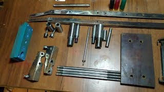 Самодельный станок для зарядки патронов, обзор комплектующих.