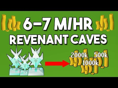 The Real Way to Make Money With Revenants (6 - 7M/hr) -Oldschool Runescape Money Making Method[OSRS]