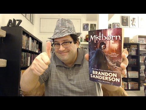 You Should Be Reading: Book 5, Chapter 1 - Mistborn