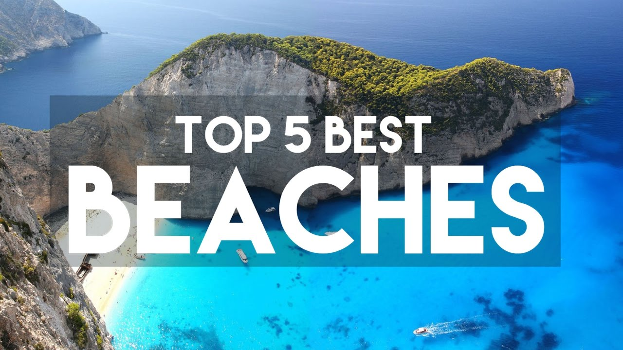 TOP 5 BEACHES AROUND THE WORLD // MY TRAVEL TOUR GUIDE