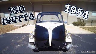 1954 Iso Isetta