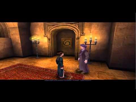 Игра Гарри Поттер и философский камень видеообзор