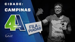 FILA DE PIADAS CIDADE - CAMPINAS