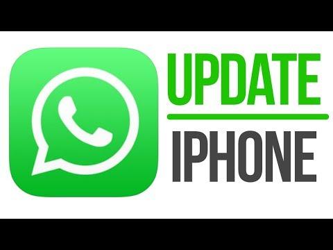 Update WhatsApp | How To Update WhatsApp App In IPhone XS IPhone 8 IPhone 7 IPhone 6 IPhone 5S