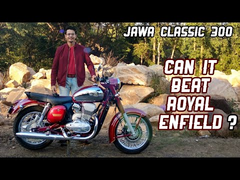 Jawa Classic 300 Review 2020 - Worth Buying Over Royal Enfield ?