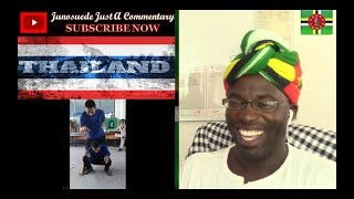 Funny Videos Thailand Try Not To Laugh Competition 2016 Part44 Junosuede Reaction