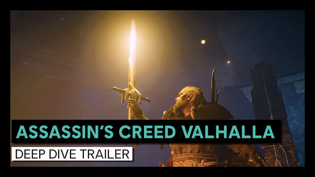 Assassin's Creed Valhalla: Deep Dive Trailer