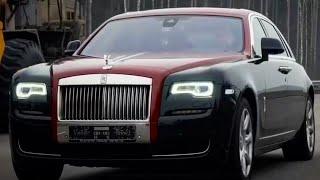 НЕ ДАДУТ ТАЧЕК НАМ ГОВОРИТЕ? Тест-Драйв Rolls Royce Ghost. Деды в Куршевеле.