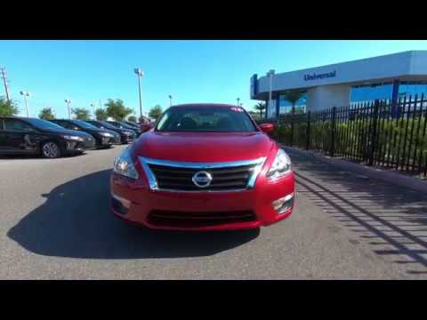 2014 Nissan Altima S Interior Youtube