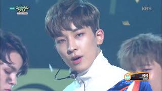 뮤직뱅크 Music Bank 세븐틴 붐붐 20161216