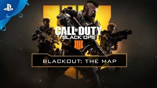 Call of Duty: Black Ops 4 - Blackout: The Map | PS4
