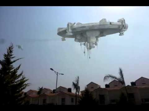 UFO in pruksa silvana