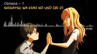 7 Orange Short Ver