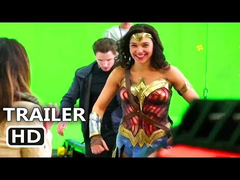 WONDER WOMAN Extended Featurette Making-Of (2017) Gal Gadot, Superhero Movie HD