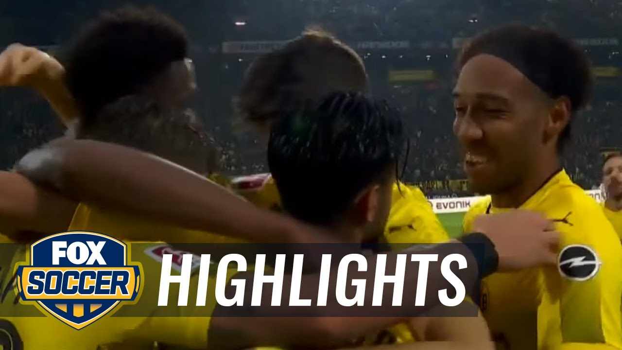 borussia-dortmund-vs-fc-koln-2017-18-bundesliga-highlights