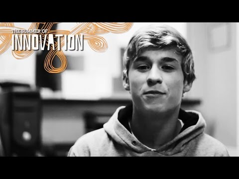 Austin Crain - Summer Of Innovation   Hyper Martial Arts