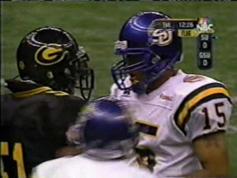 Amazing 2003 30th Annual Bayou Classic Southern Jaguars Vs Grambling St Tigers
