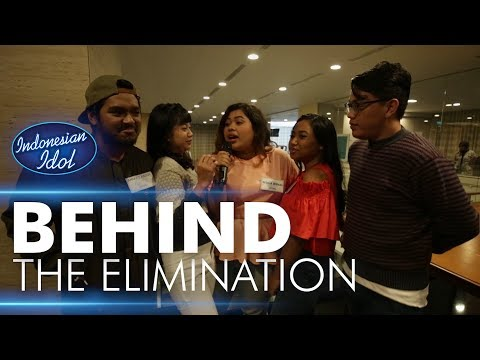 Behind the Elimination - Webisode 1 - Indonesian Idol 2018
