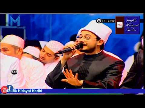 (Bikin Baper) Daraweesh (دراويش) - Mustafa Atef & Habib Syech - Lirboyo Bersholawat (Terbaru)
