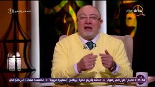رسالة حادة من خالد الجندي لمنتقدي إجازة أكل لحم الكلاب.. فيديو