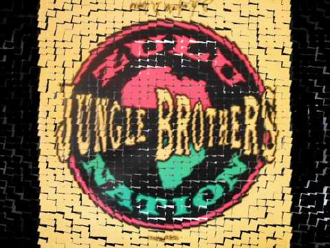 Jungle Brothers - What U' Waitin 4'? (C-Connection House Mix)