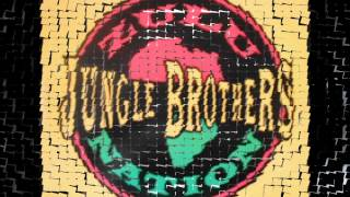 Jungle Brothers - What U