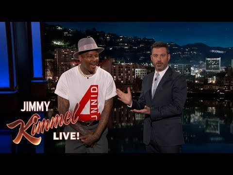 "Bailey Coleman - Jimmy Kimmel & YG Translate ""Go Loko"" YG'S New Song for Old People! (video)"