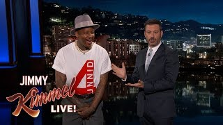 "New Lyrics for Old People - Jimmy Kimmel & YG Translate ""Go Loko"""