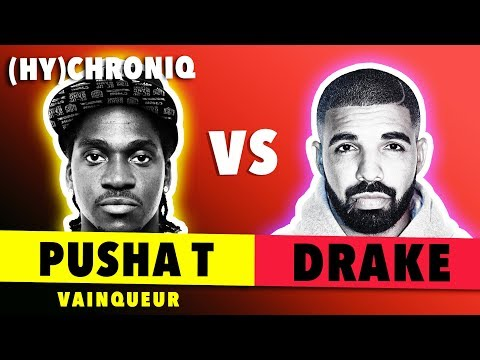 Drake Vs Pusha T | Rcap + Analyse du Beef