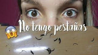 Me quedé CALVA de PESTAÑAS (Extensiones de pestañas) | Selena Milán