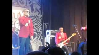 The Mighty Mighty Bosstones - He's Back @ City Hall Plaza in Boston, MA (6/21/14)