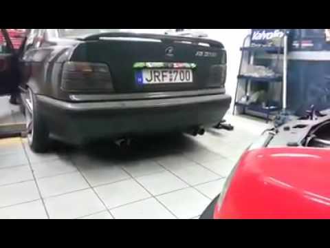Project Turbo BMW E36 2 8 M52TUB28