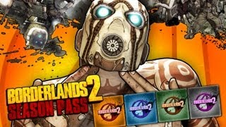 Borderlands 2 - Season Pass for Free