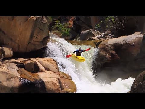 The White Box Magazine Crew Shred a Granite Paradise in California | Every River, Everywhere, Ep. 5
