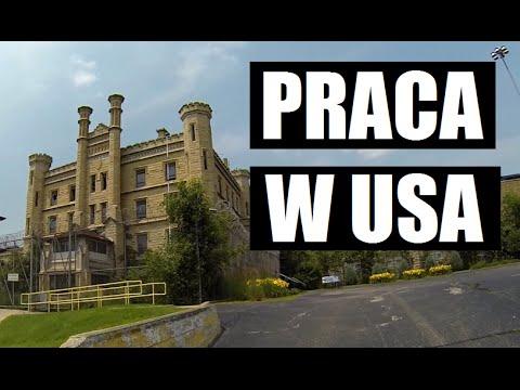 ŻYCIE W USA:  Moja Praca w USA, Pierwsza Praca i Prace Jakie Wykonywałem - Polski Motovlog