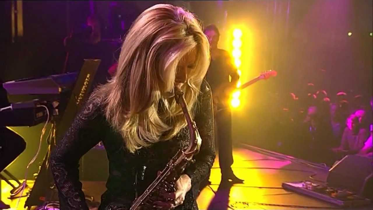 Candy Dulfer Pick Up The Pieces Part 1 Youtube