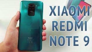 Xiaomi Redmi Note 9 Обзор! Стоит ли покупать?